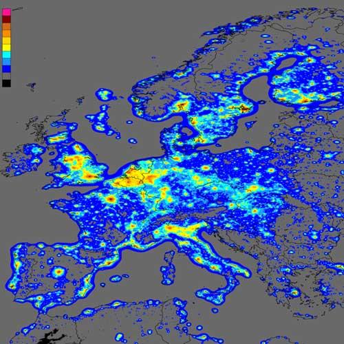 The night sky in the World - Pierantonio Cinzano on eye earth, eye mind map, eye egypt, eye clock, home depot map, an old map,